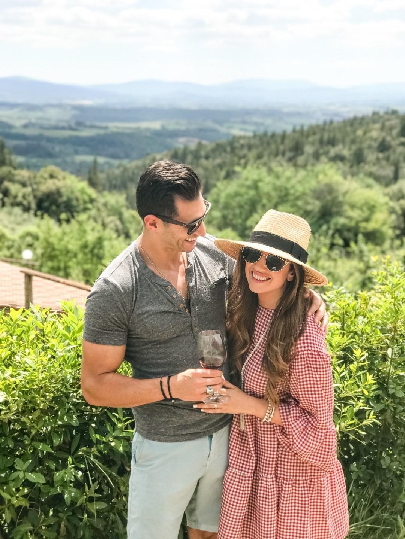 Tuscany Italy Itinerary, Tuscany in Spring, Italy Travel Guide, Tenuto Torciano Winery Italy, Sant'Agnese Farm wine tour