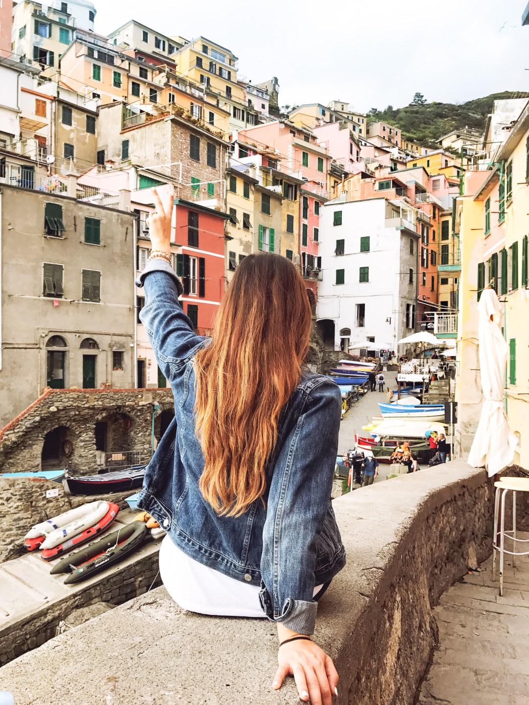 tuscany cinque terre vernazza, riomaggiore, five towns