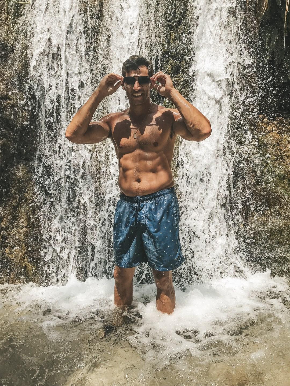 Ein Gedi waterfalls, Israel tours