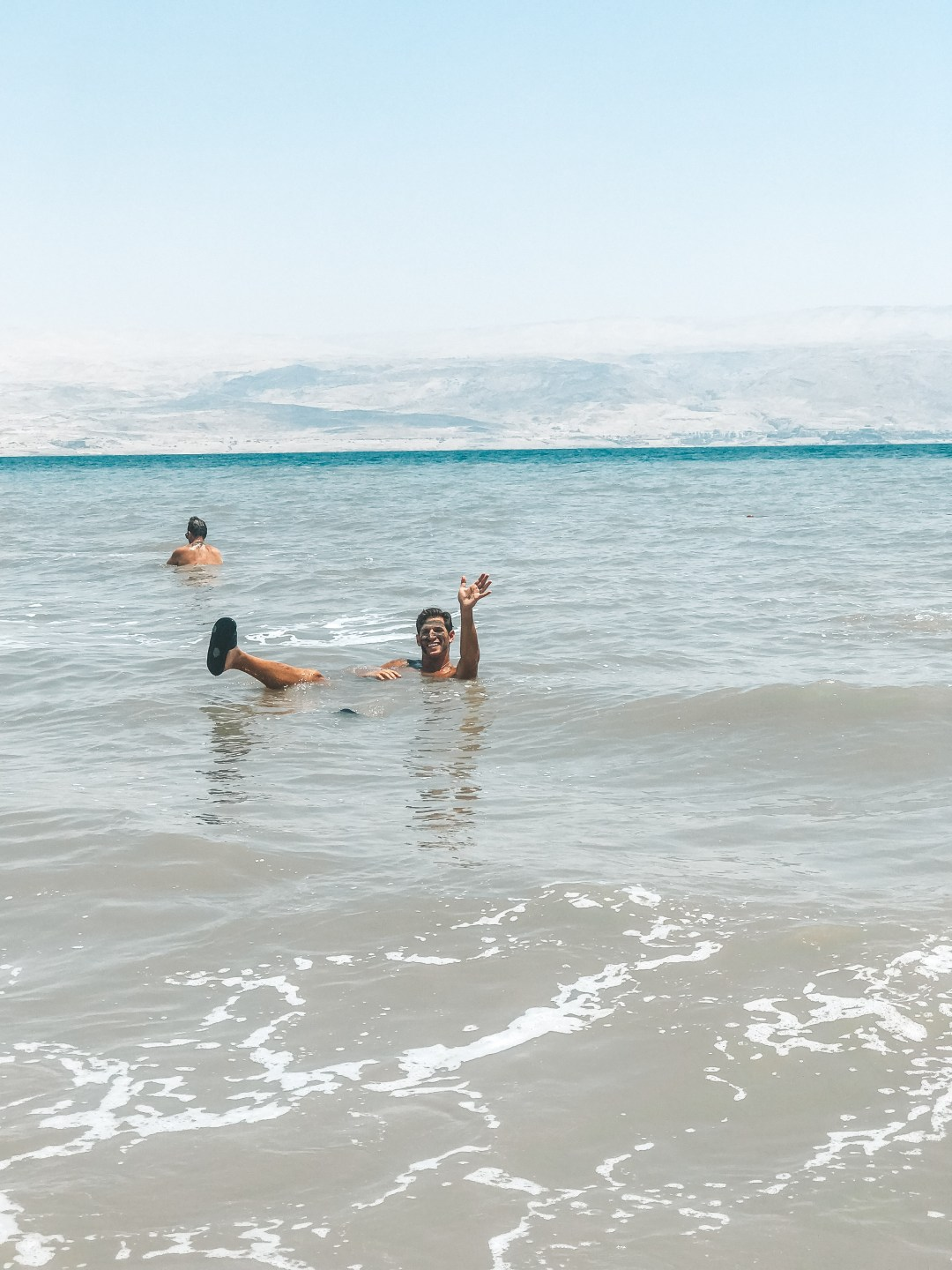 Dead Sea floating Israel, Abraham Tours Israel