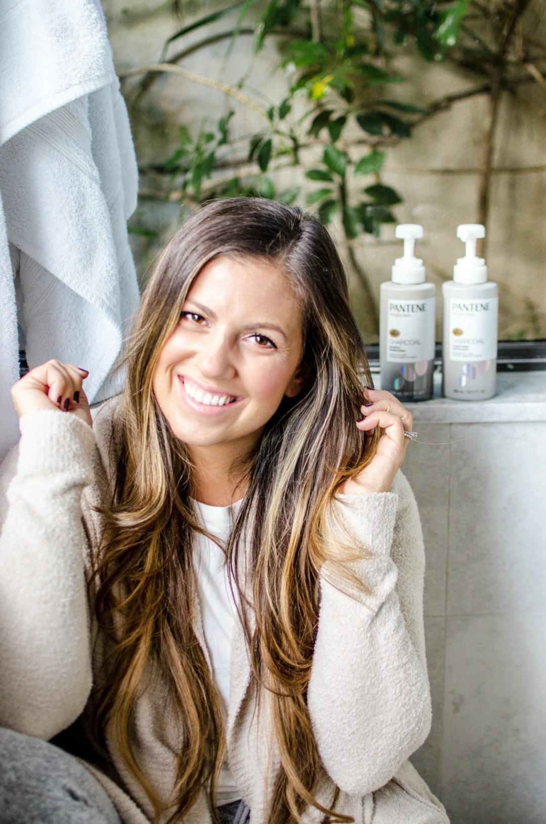 Charcoal Shampoo, Charcoal conditioner, purifying shampoo