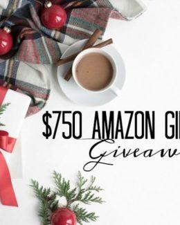 $750 Amazon Gift Card, Amazon Gift Card