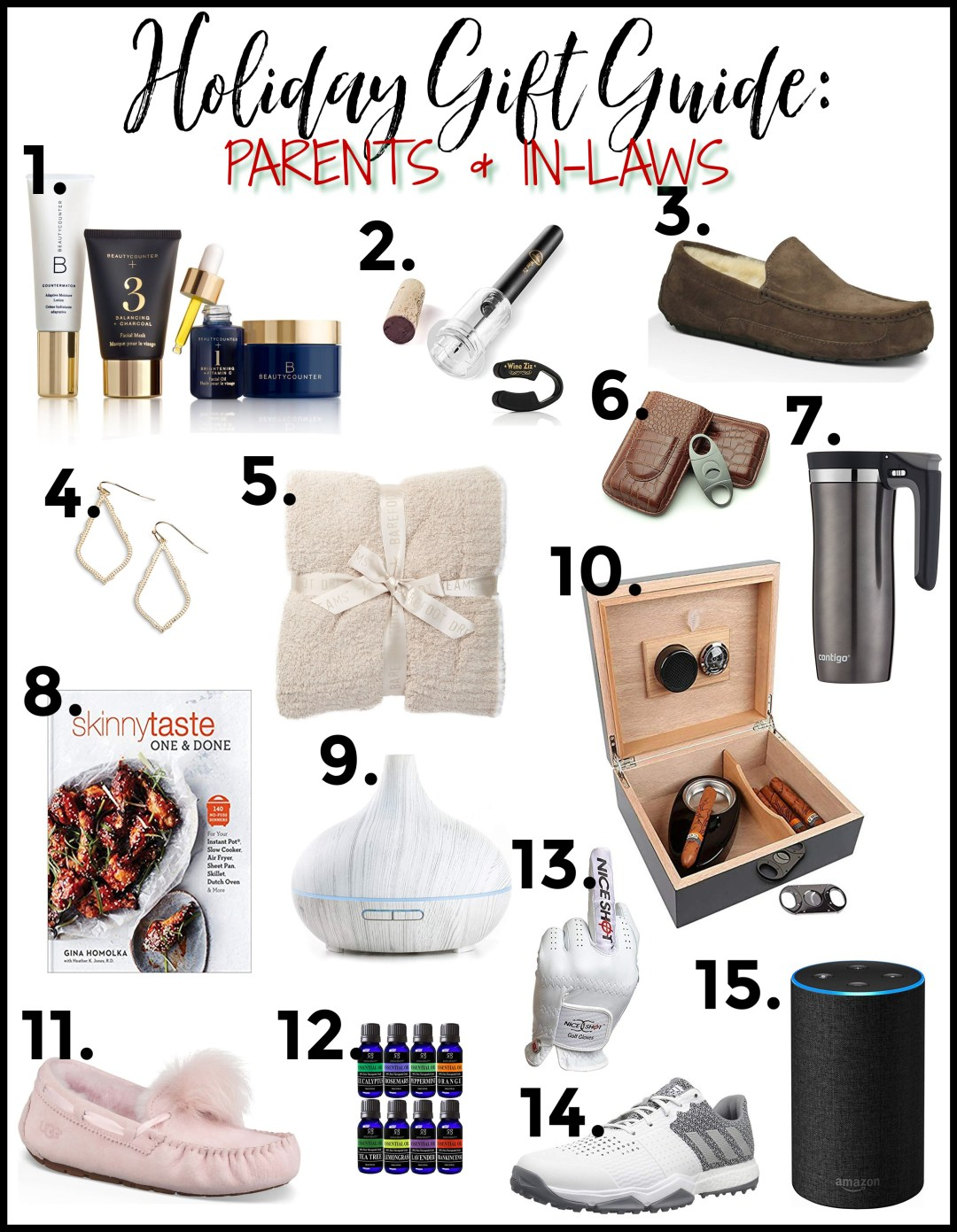 cool gifts for your parents, parents gift guides, holiday gift guide, what to buy in-laws, what to buy parents