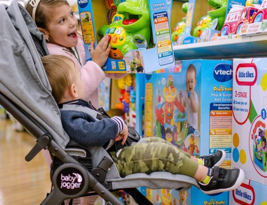 buybuy BABY kids toys, Cittadino family