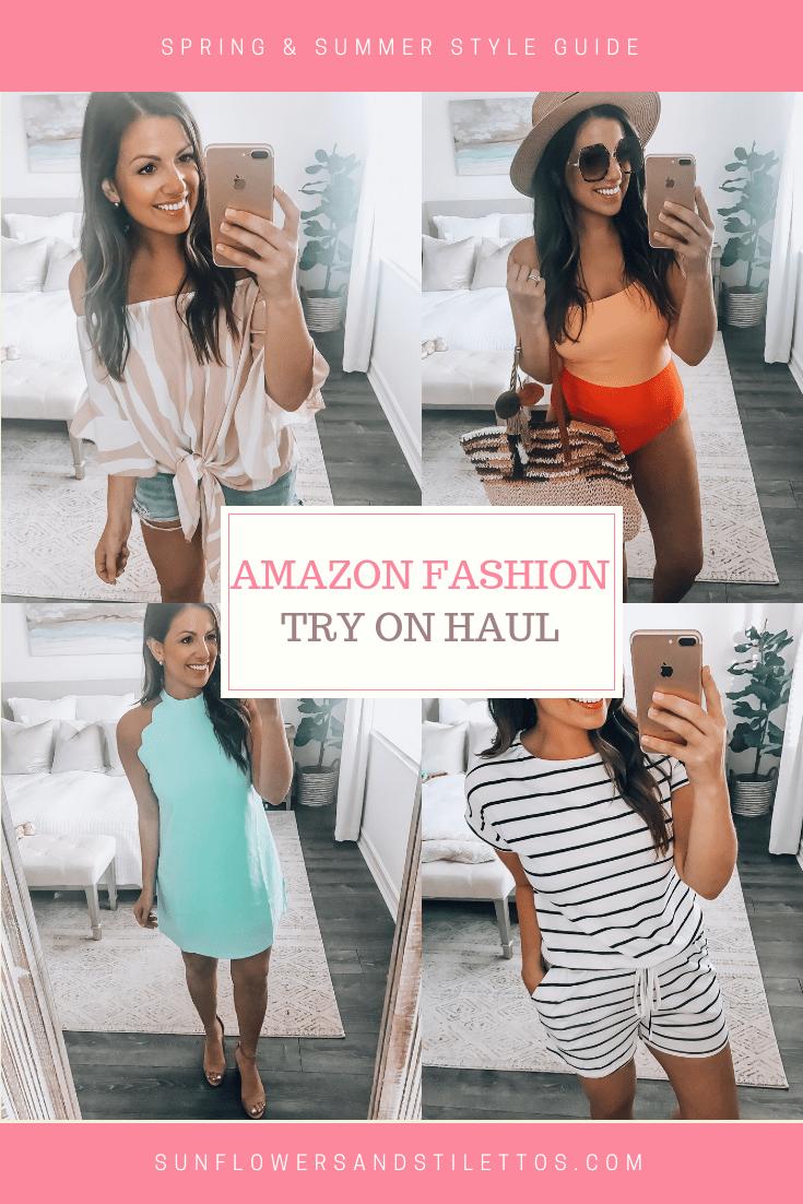 c923eb21c1 April Amazon Fashion Haul - Sunflowers and Stilettos