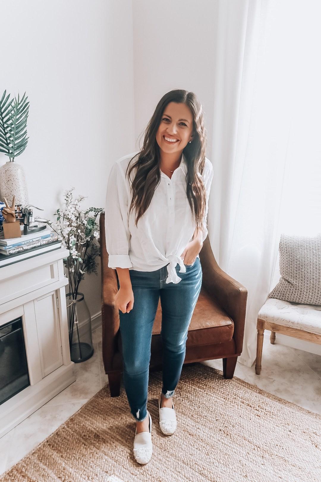 Walmart Fashion, Sofia Vergara jeans, affordable fashion blogger Jaime Cittadino