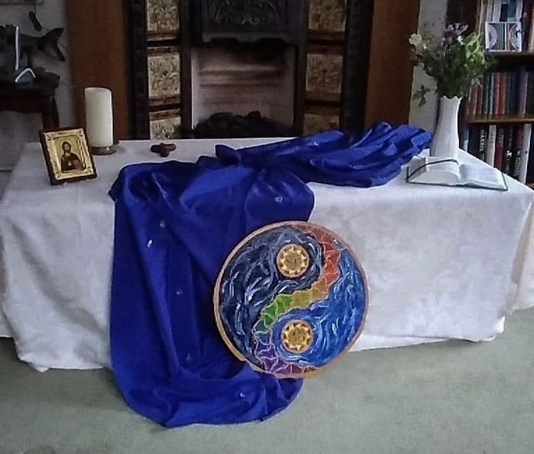 Prayer mandala