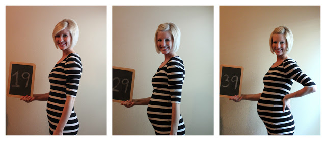 39 weeks…and the countdown begins!