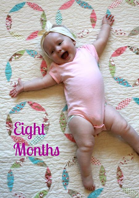 Arden: 8 Months!