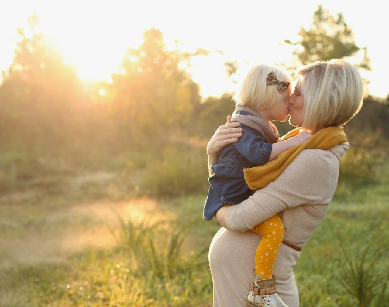 Just You & Me + Maternity Pics