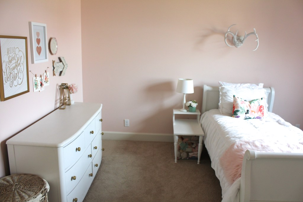 Arden's big girl room