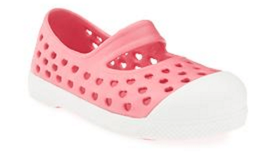 old navy perforated mary janes