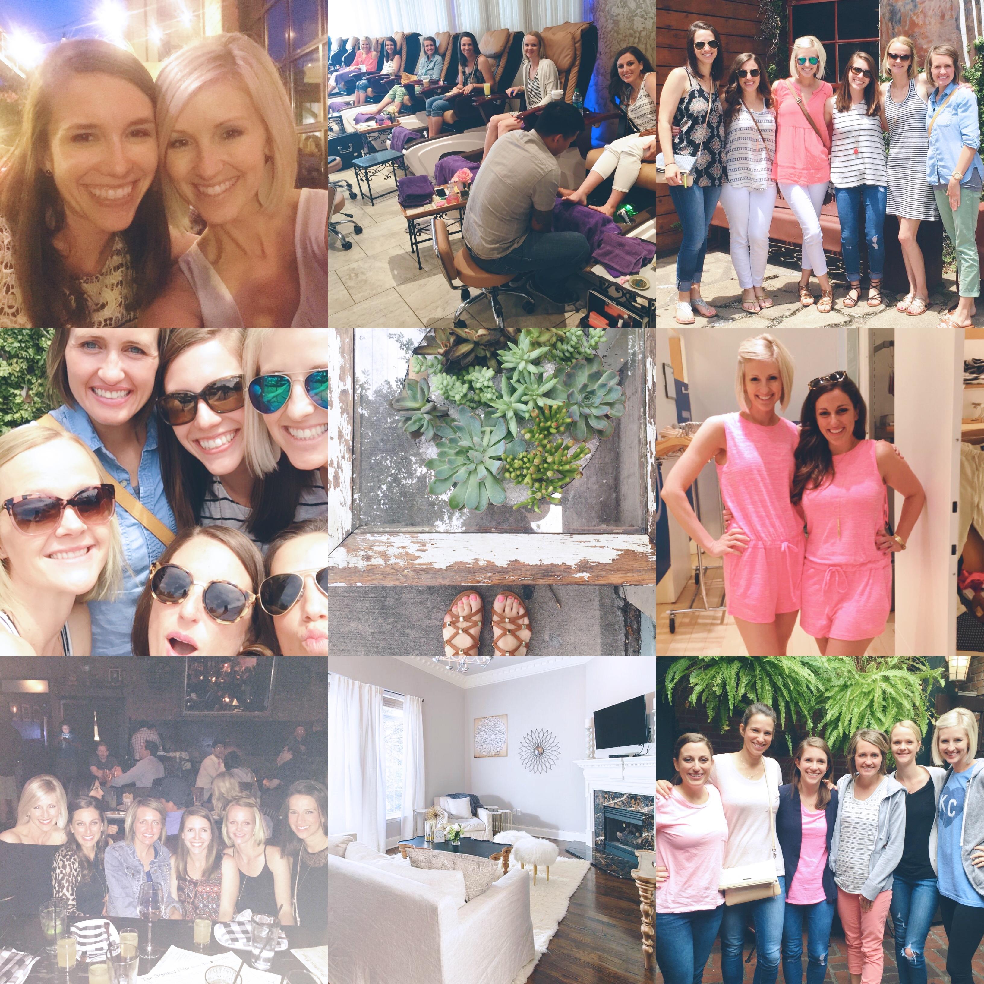 Dallas Girls Weekend