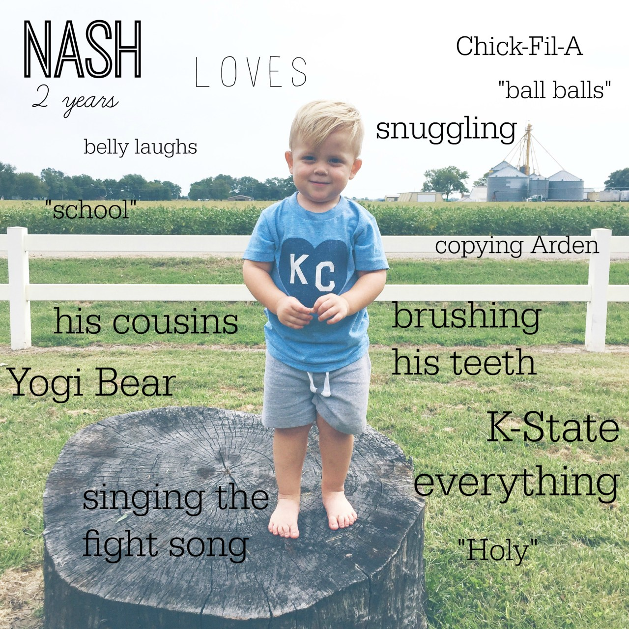 Nash: This Is Two.