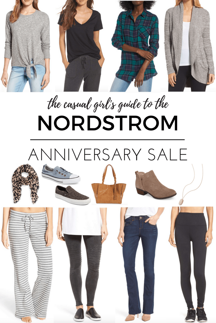 The Casual Girl's Guide to the Nordstrom Anniversary Sale