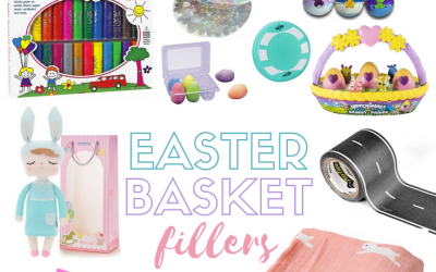 Last Minute Easter Basket Fillers