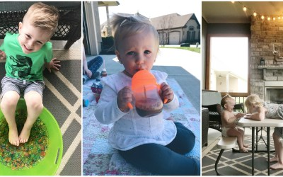 Week in Review: Deals of the Week, Patio Weather and the Cutest Little Walker
