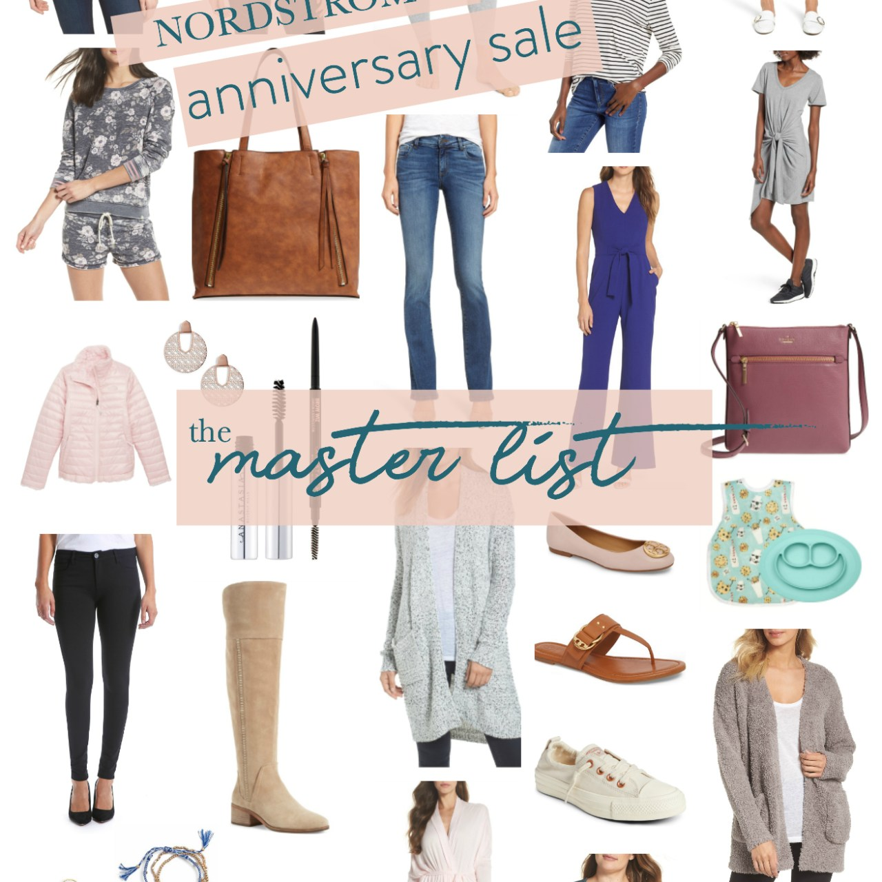 Nordstrom Anniversary Sale: The MASTER List