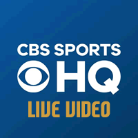 CBS Sports HQ Live Video