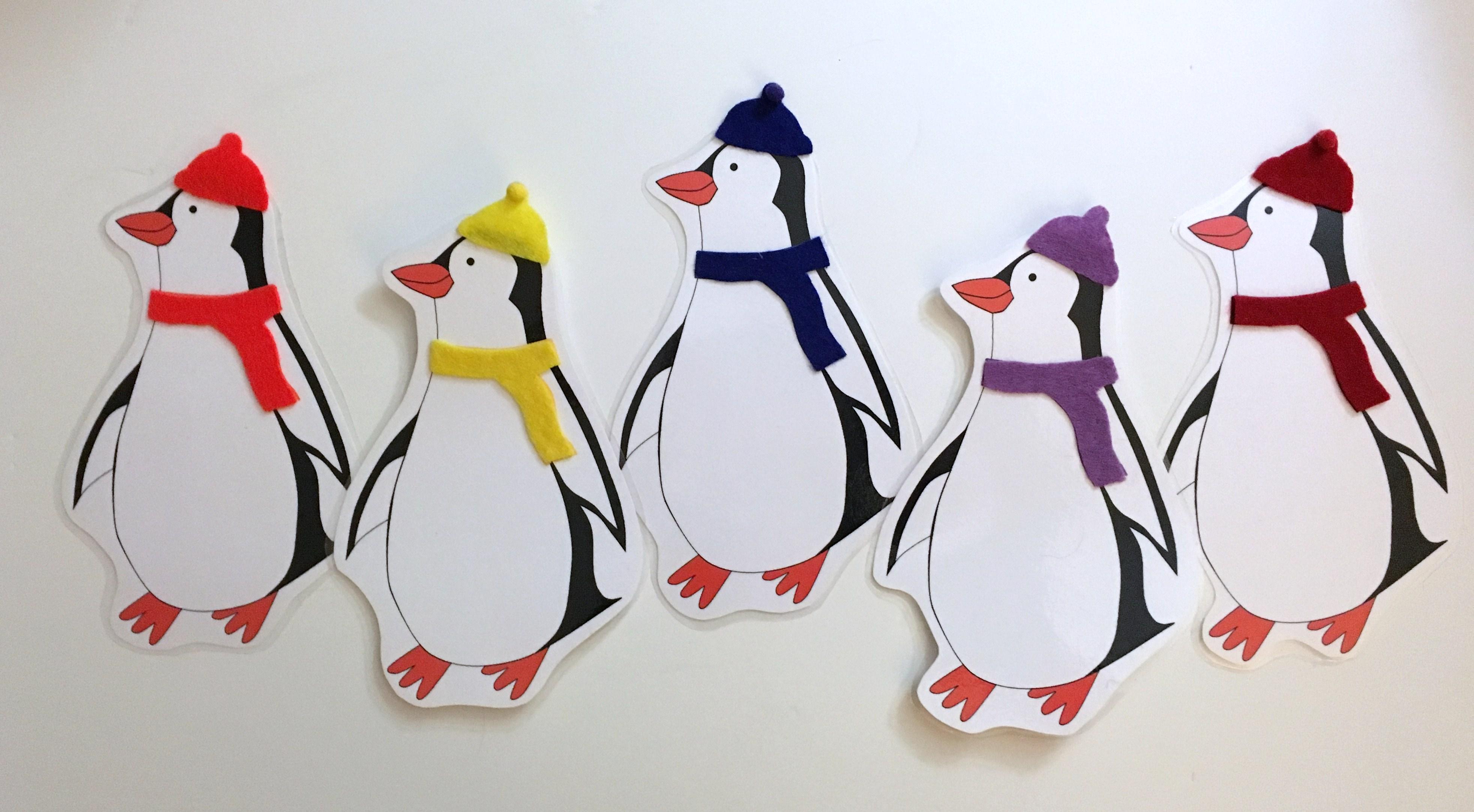 Penguin Printable