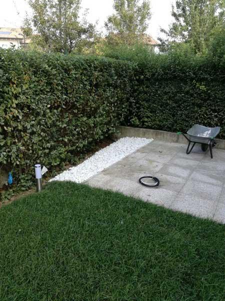 Allestimenti Giardini Privati VI53  Pineglen