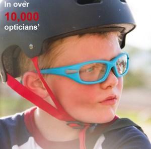 แว่นสายตาสำหรับกีฬาปะทะ