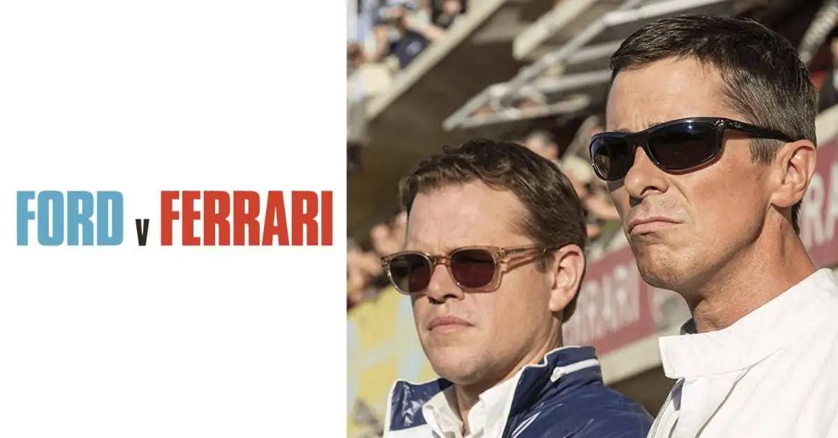 Matt Damon Sunglasses In Ford V Ferrari With Christian Bale Sunglasses Wiki