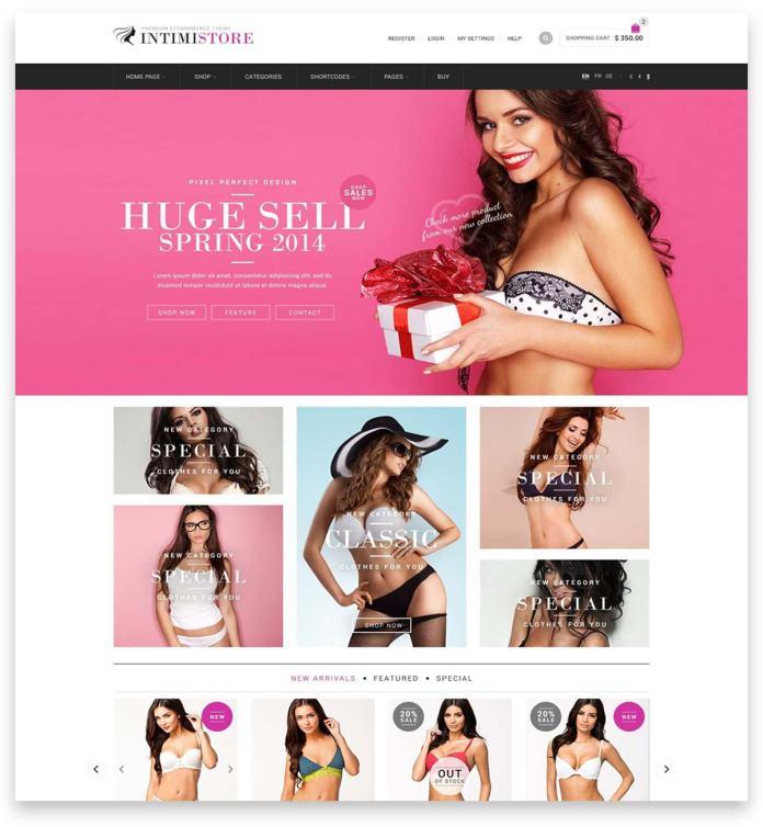 Best Responsive and Multipurpose WooCommerce WordPress Themes