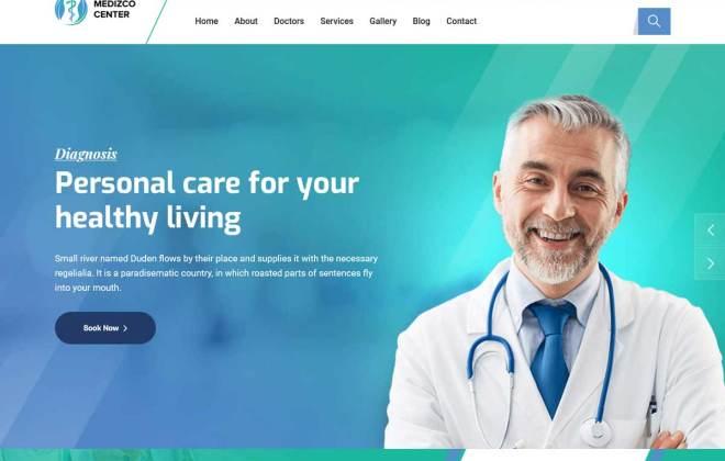 Best Medical Directory WordPress Themes