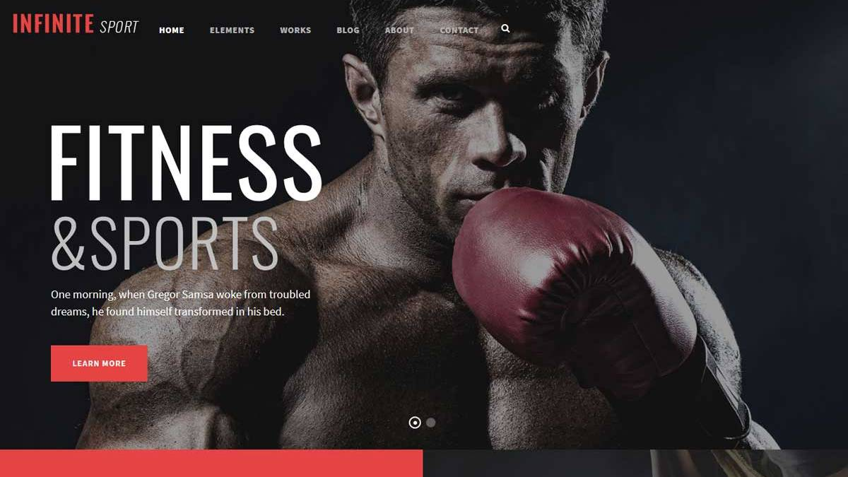 Best Responsive Gym Sport & Fitness Club WordPress Themes to Create Health Center, Personal Trainers & Exercise Websites