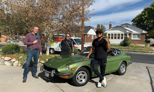 Sung Kang Buys Another Datsun 240Z Project Car – 'G-Money'