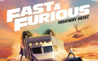 Fast And Furious Is Being Turned Into A Board Game