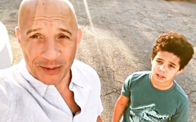 Vin Diesel's Son Will Be Joining Cast Of Fast & Furious 9