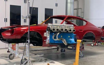Here's An Update On Sung Kang's Datsun 240Z 'DocZ'