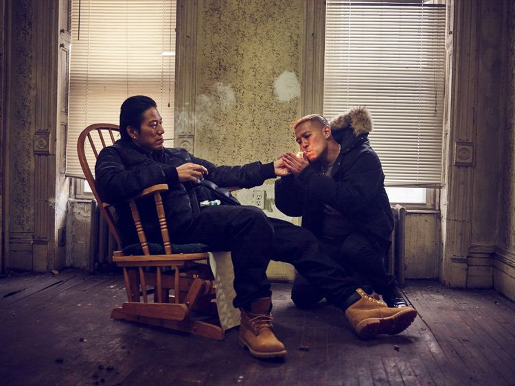 Snakehead Trailer: Your First Look At Film Starring Sung Kang And Shuya Chang
