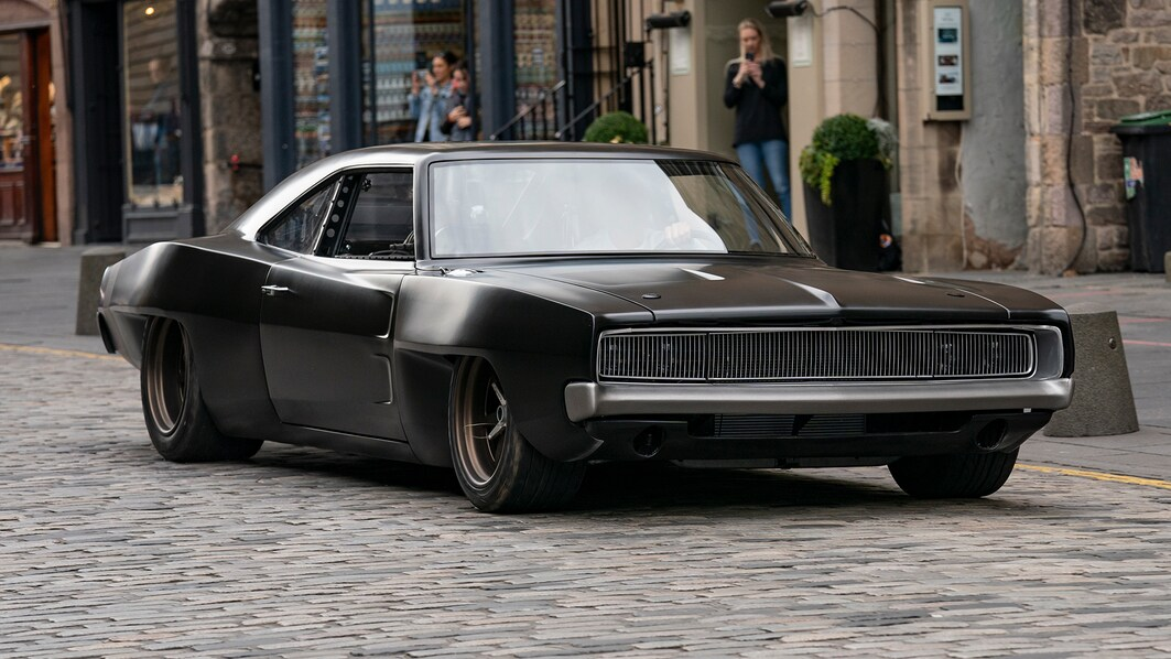 Fast and Furious 9's Mid-Engined '68 Dodge Charger Hellcat   Full Details