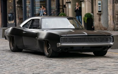 Fast and Furious 9's Mid-Engined '68 Dodge Charger Hellcat | Full Details