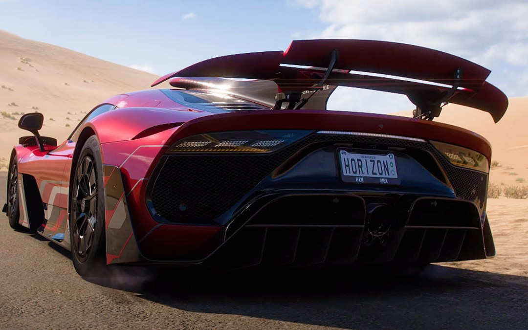 Forza Horizon 5: Here Are All The Cars Currently Confirmed
