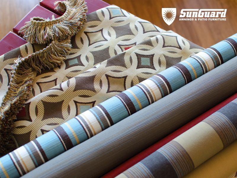 maintain sunbrella outdoor fabric