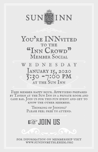Inn Crowd Invite