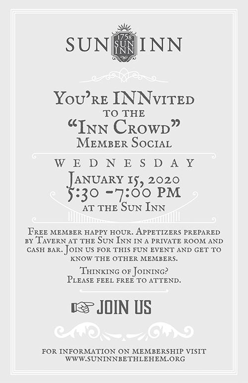 Inn Crowd Invite