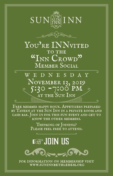 Inn Crowd Invite.Nov