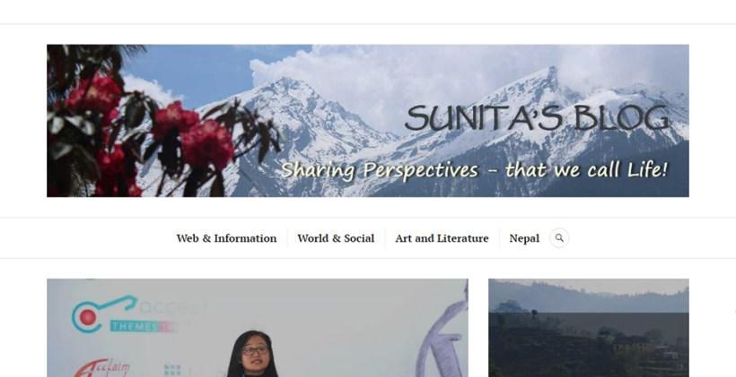 FACE – Flat out Blog by Sunita Rai