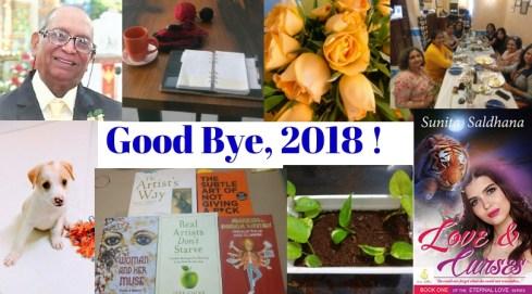 Good Bye, 2018