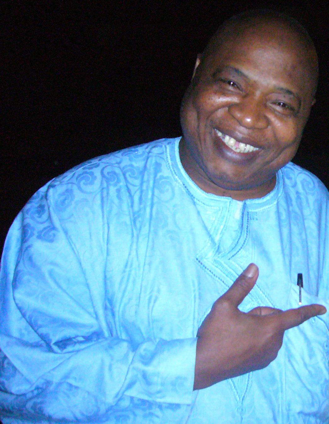 Cheick Tidiane Seck musicien