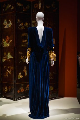 Evening Dress, Fall 1990