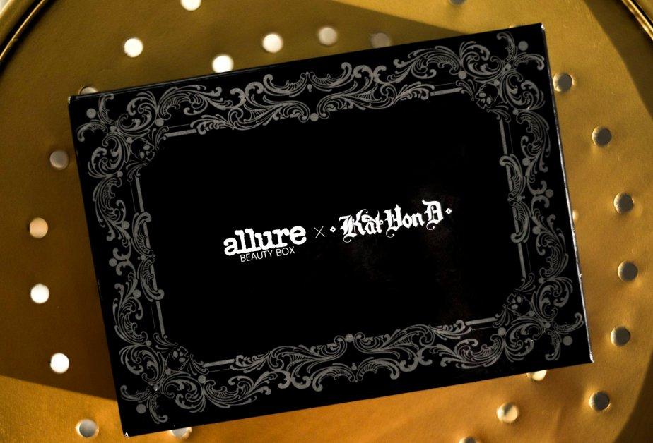 Allure x Kat Von D Beauty Box REVIEW + GIVEAWAY!