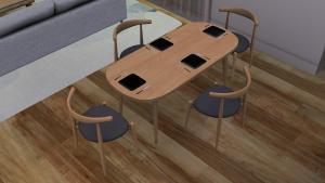 Alderton Dining, high quality sims 4 cc, sunkissedlilacs, free sims 4 furniture, sims 4 custom content,