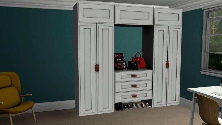 Arva Closet, high quality sims 4 cc, sunkissedlilacs, free sims 4 furniture, sims 4 custom content,