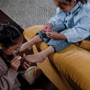how to measure your kid's nail